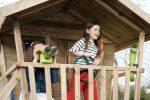 Dino Dens Childrens Playhouse