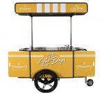 Food Cart On Wheels