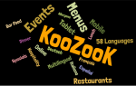 KooZooK - the smartest platform for restaurants, bars & hotels to promote online.